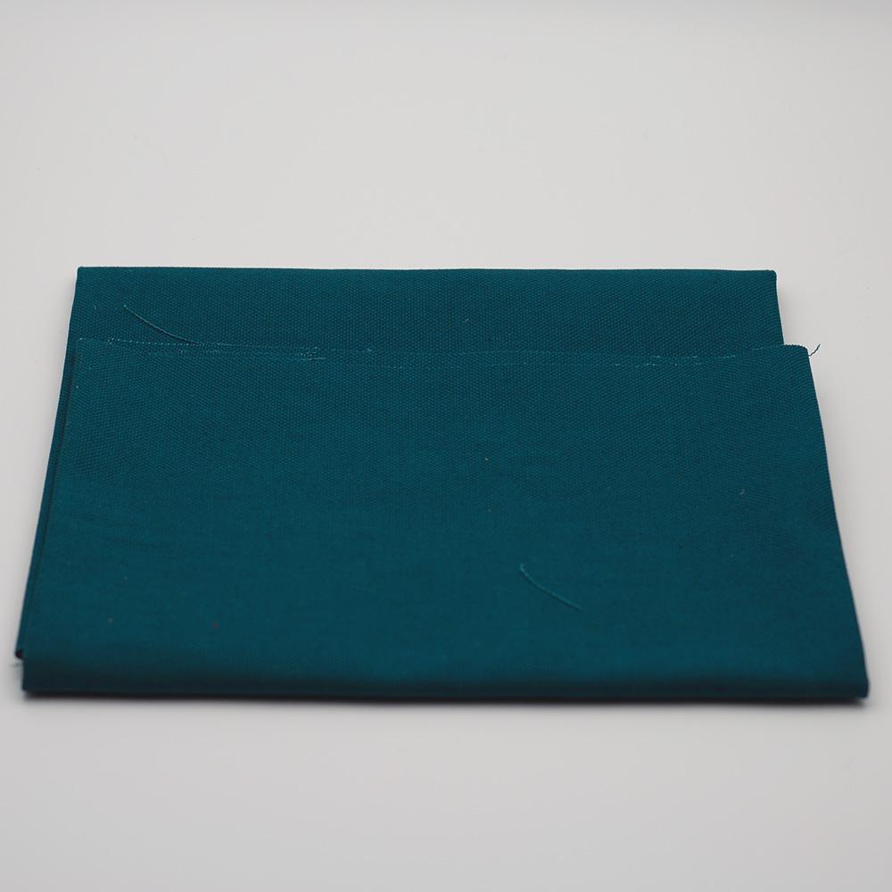 Fru Zippe Rückseitenstoff für Kissen Dunkelgrün