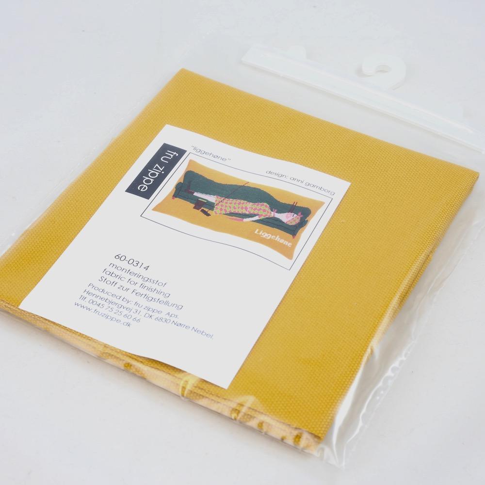 Fru Zippe Rückseite für Liegehenne Kissen 74 0314  Liegehenne