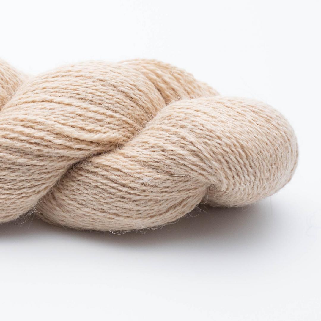 Kremke Soul Wool Babyalpaka Lace Hellbeige