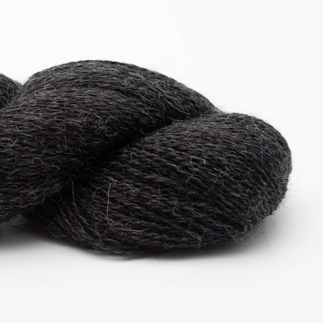 Kremke Soul Wool Babyalpaka Lace Anthrazit