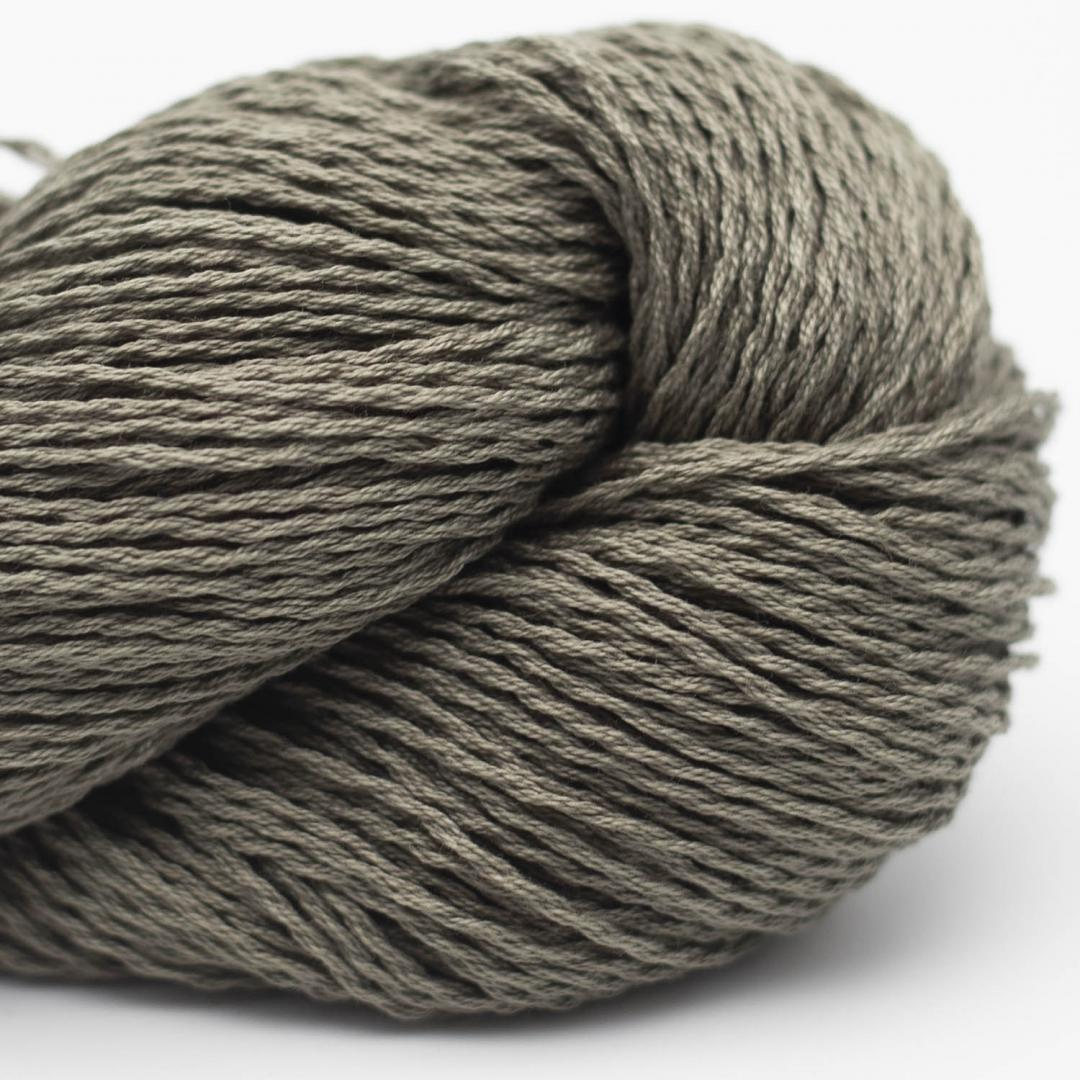 BC Garn Luxor mercerized Cotton Olive