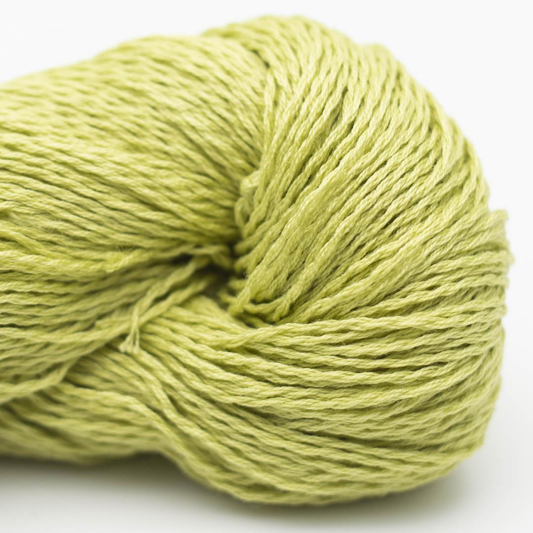 BC Garn Luxor mercerized Cotton Limone