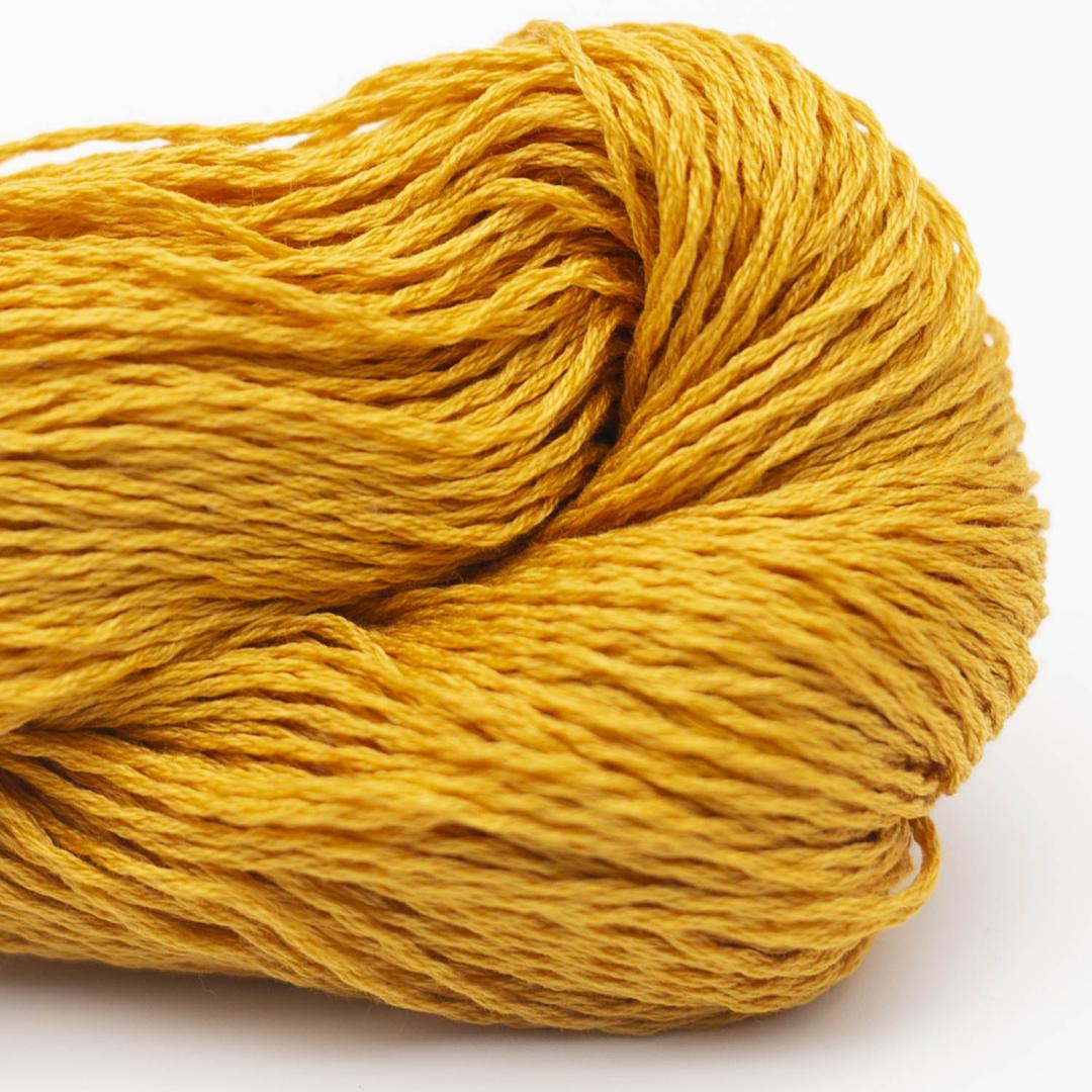 BC Garn Luxor mercerized Cotton gold