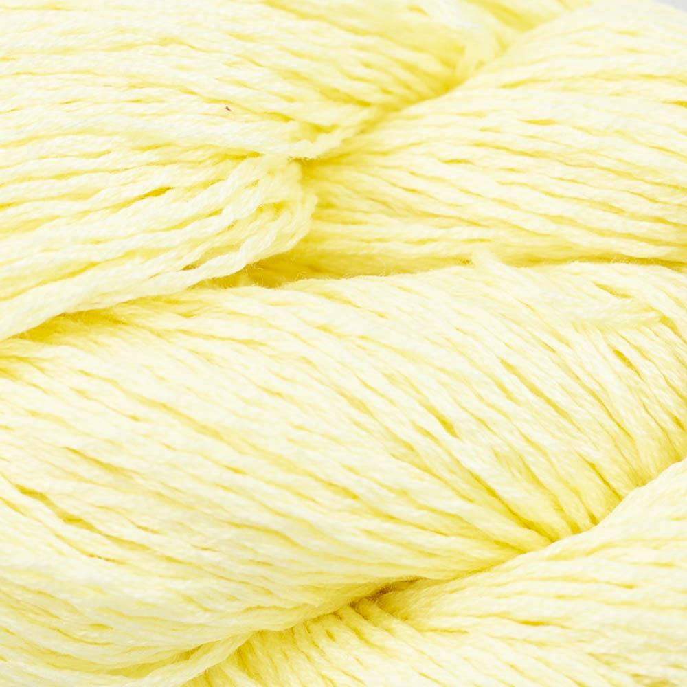 BC Garn Luxor mercerized Cotton blassgelb