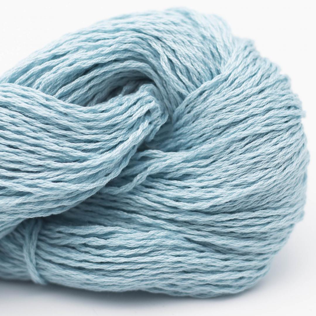BC Garn Luxor mercerized Cotton minzcreme