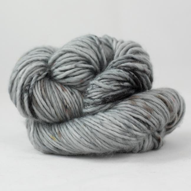 Cowgirl Blues Aran Single Farbverlauf 100g Auslauffarben Smoke and Mirrors