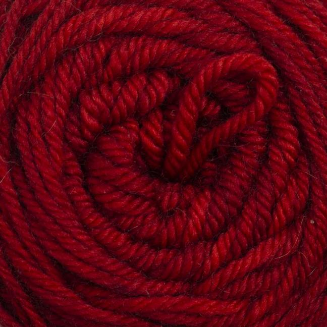 Cowgirl Blues Merino DK solids 100g Chilli Pepper