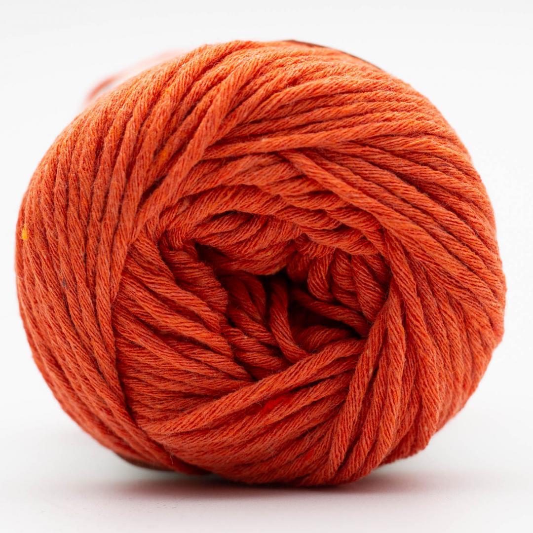 Kremke Soul Wool Karma Cotton recycled Orange