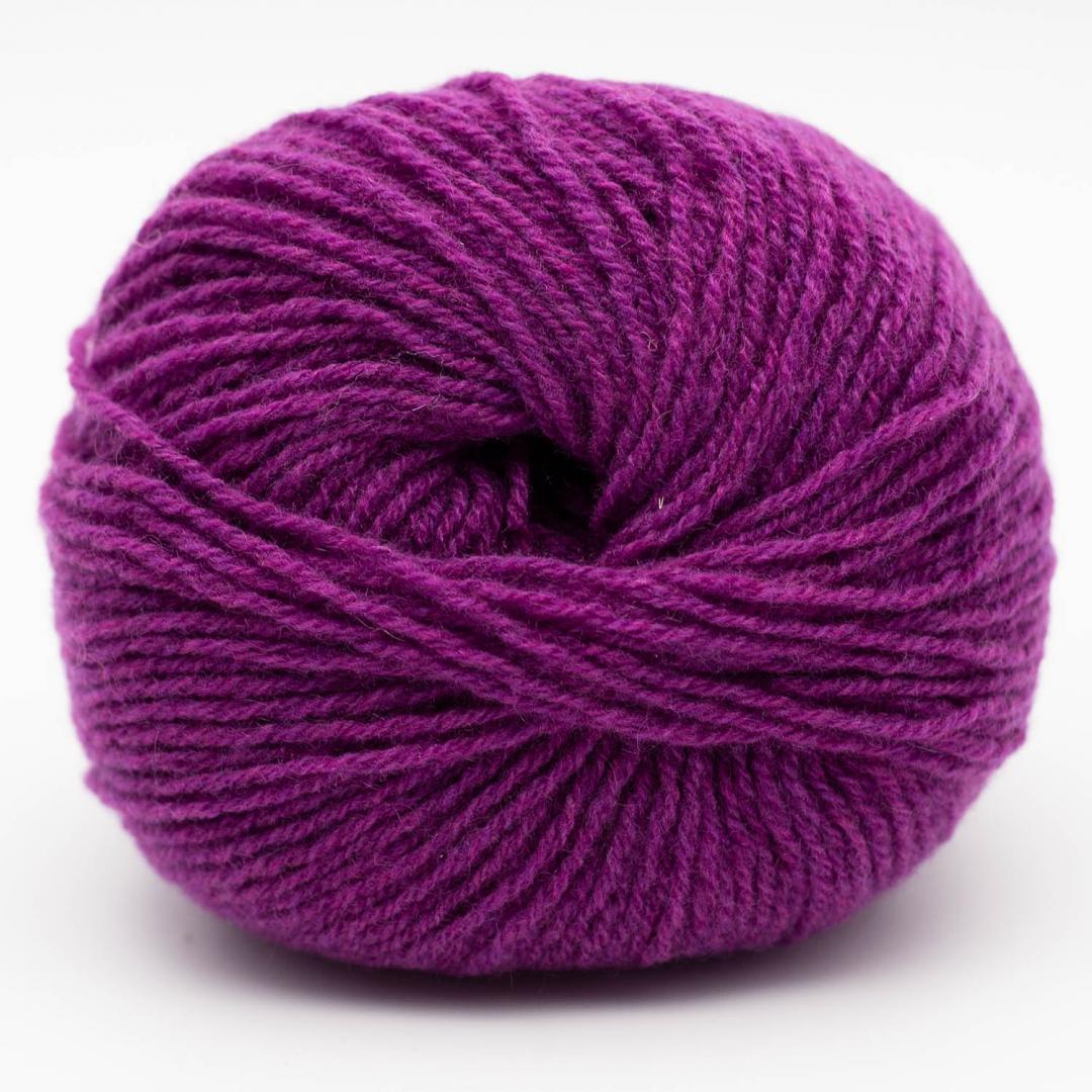Kremke Soul Wool Eco Cashmere Fingering 25g Lila