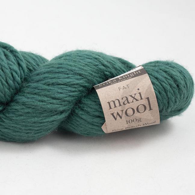Erika Knight Maxi Wool Auslauffarben (100g) Mallard