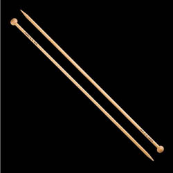 Addi Bambus-Jackenstricknadeln 500-7 25cm 10,0mm