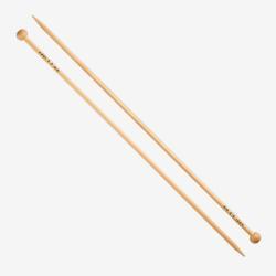 Addi Bambus-Jackenstricknadeln 500-7 25cm 8,0mm