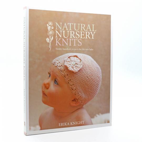 Erika Knight Buch Natural Nursery Knits