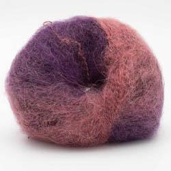 Kremke Soul Wool Baby Silk Fluffy Farbverlauf Rosa