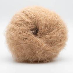 Kremke Soul Wool Baby Silk Fluffy Solid Toffee