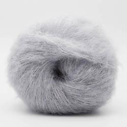 Kremke Soul Wool Baby Silk Fluffy Solid Pale Grey