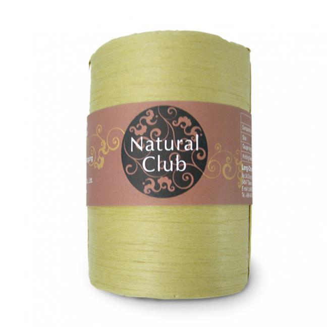 Kremke Naturbast aus Papier/Holzfaser African Green