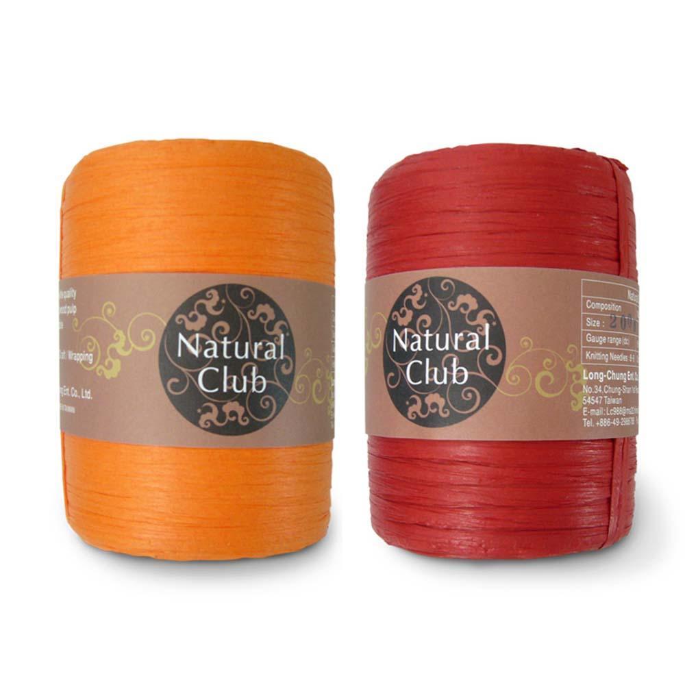 Kremke Naturbast aus Papier/Holzfaser