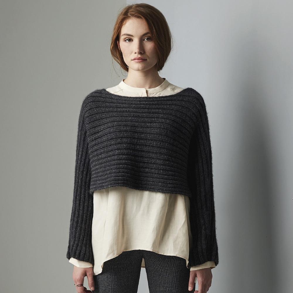 Erika Knight Gedruckte Anleitungen Wild Wool Auslauf