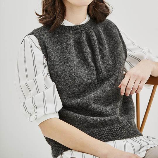 Erika Knight Anleitung GRIMSHAW für Wool Local EK0012