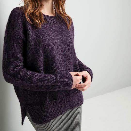Erika Knight Anleitung KEMPTOWN für Wild Wool EK0014