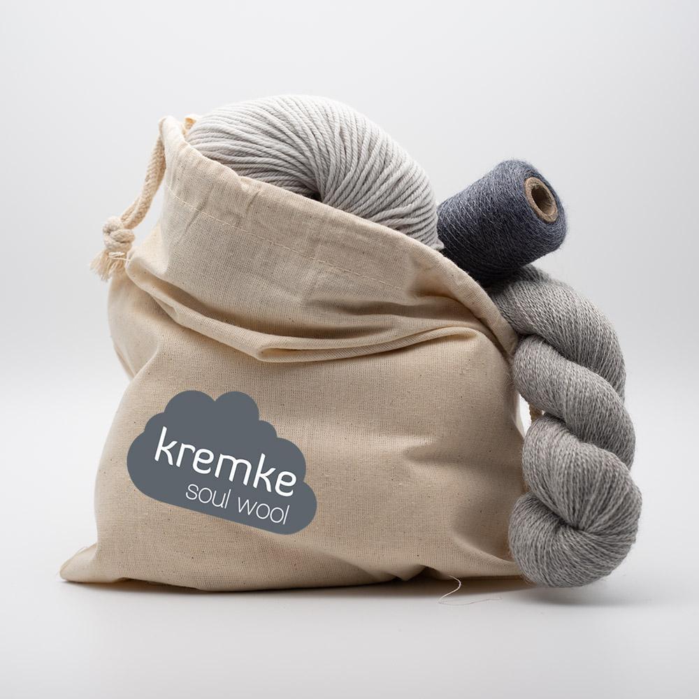 BC Garn Schnupperbox Kremke Soul Wool