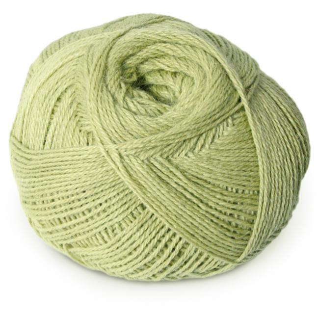 Kremke Alpaka 100 % superfine mintgrün