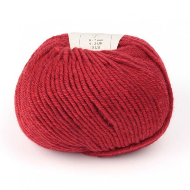 BC Garn Semilla Grosso red