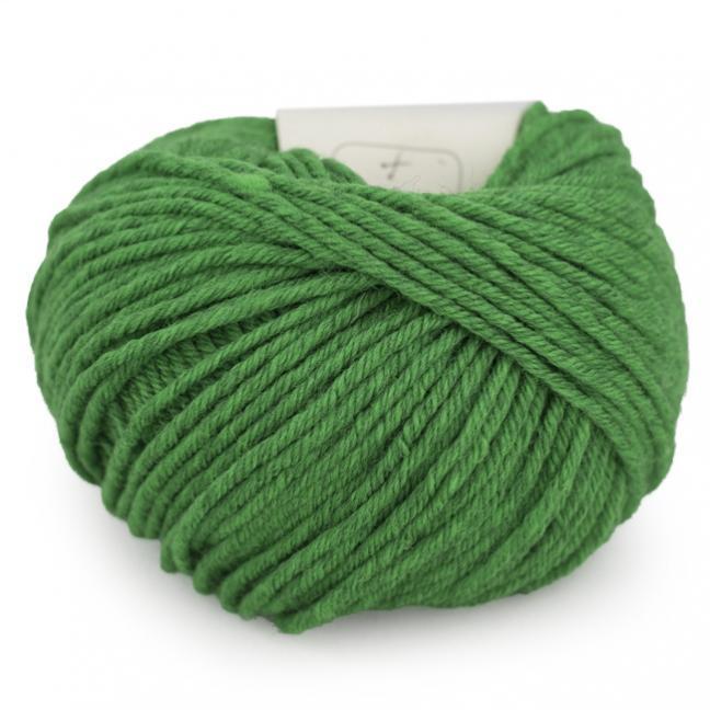 BC Garn Semilla Grosso Ökowolle Grasgrün