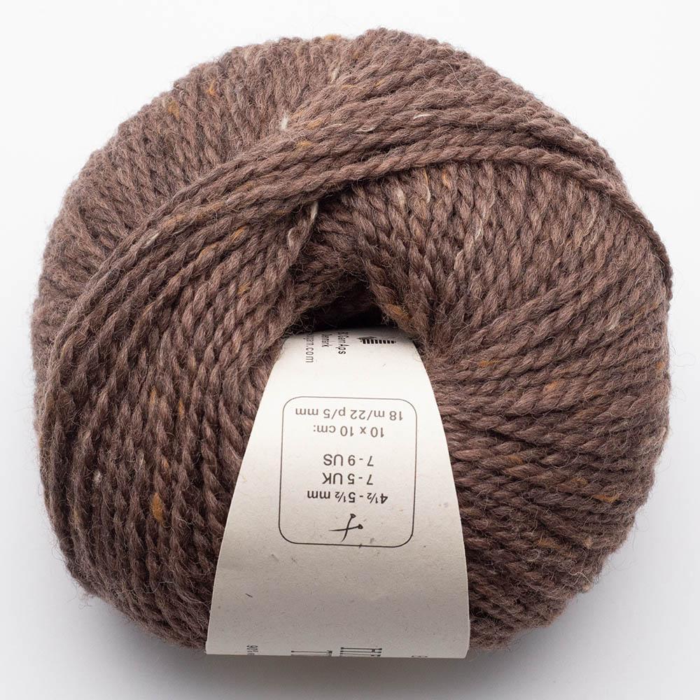 BC Garn Hamelton Tweed 1 taupe