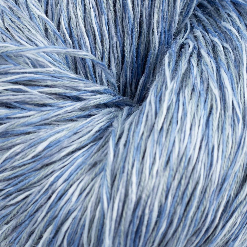 Karen Noe Design Linea Leinen (100g) hellblau