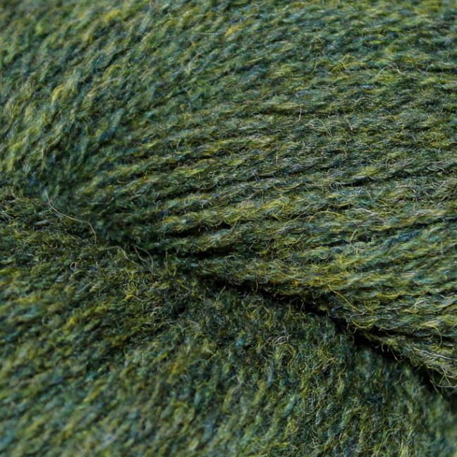 Karen Noe Design Shetlandwolle Sumpf