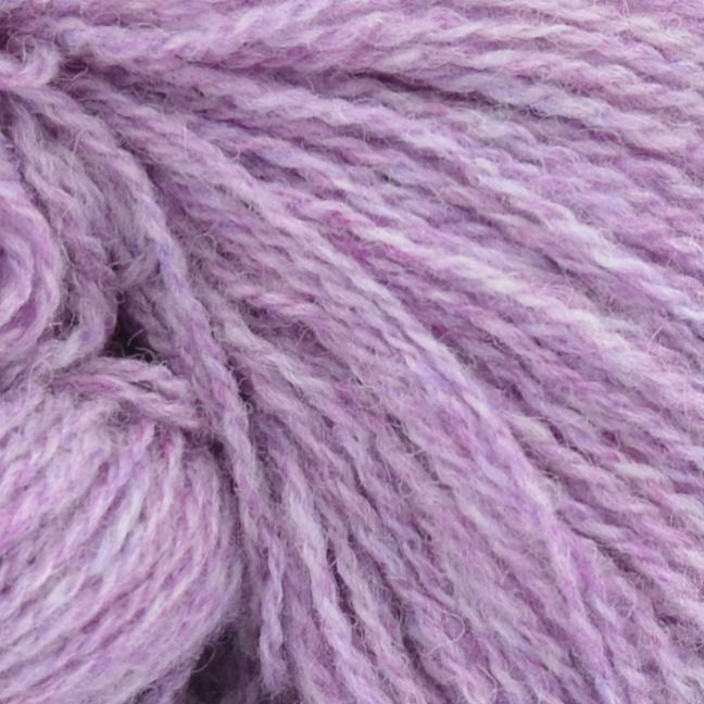 Karen Noe Design Shetlandwolle Pinker Lavendel