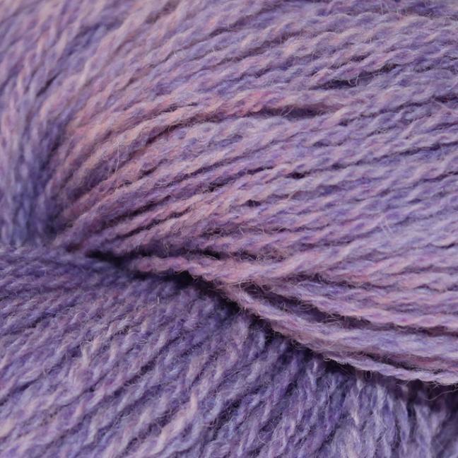 Karen Noe Design Shetlandwolle Lavendel