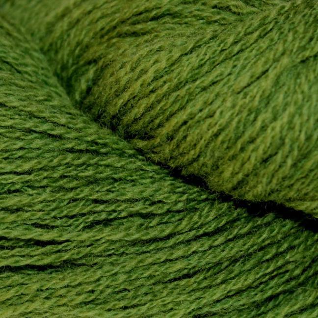 Karen Noe Design Shetlandwolle Gras