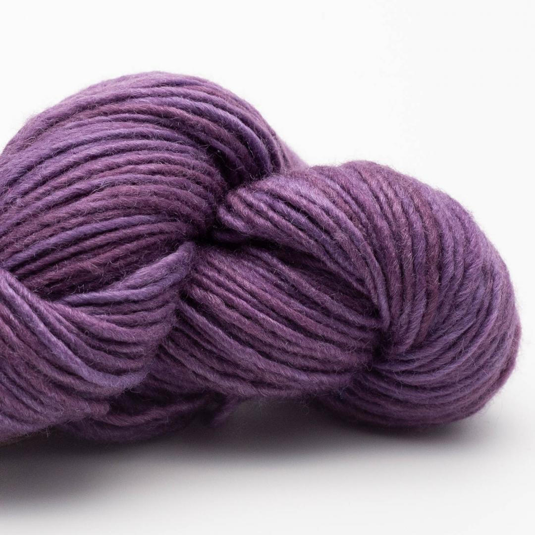 Manos del Uruguay Silk Blend uni handgefärbt CountViolet3213