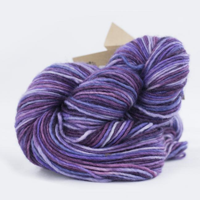 Manos del Uruguay Silk Blend Farbverlauf handgefärbt Violets3117