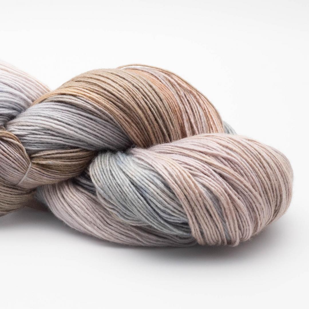Manos del Uruguay Silk Blend fino handgefärbt 100g AntiqueL409
