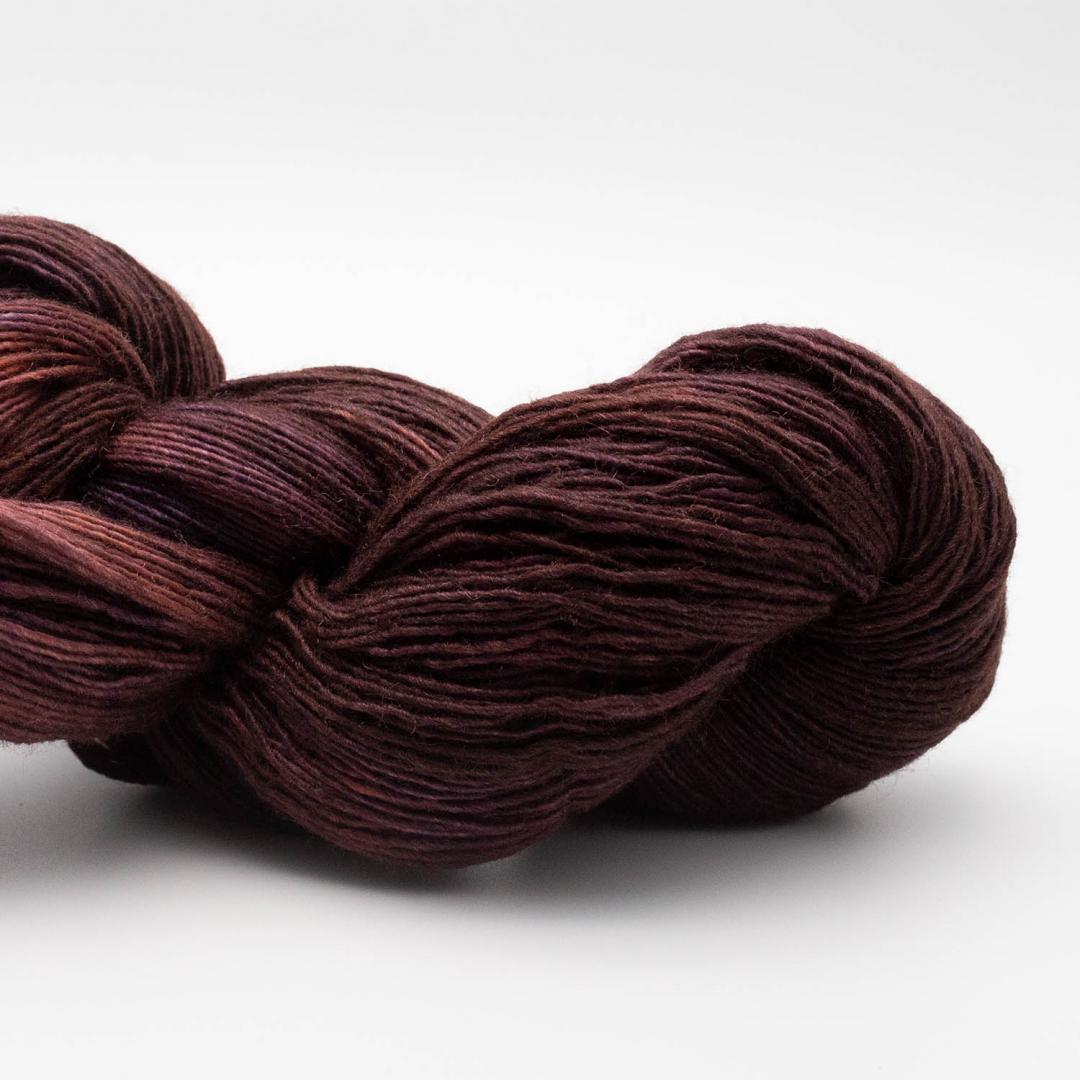 Manos del Uruguay Silk Blend fino handgefärbt 100g Poison