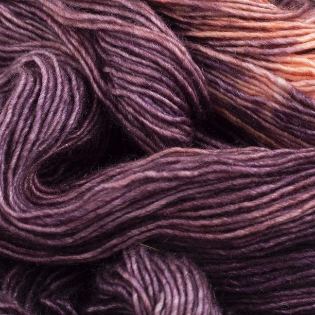 Manos del Uruguay Silk Blend fino handgefärbt 100g Promenade