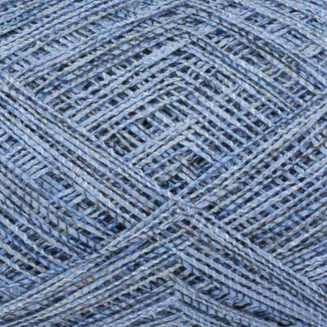 Karen Noe Design Japonica Cottoncore Silk Saphir