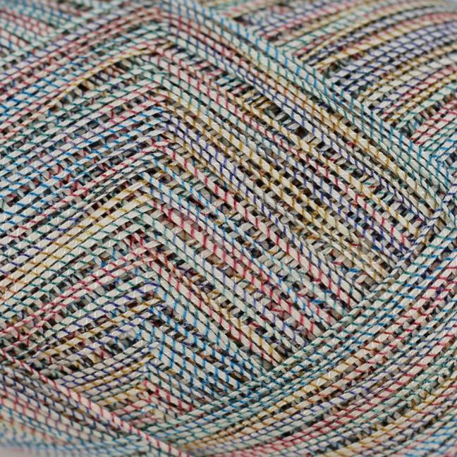 Karen Noe Design Japonica Cottoncore Silk WeissKonfetti