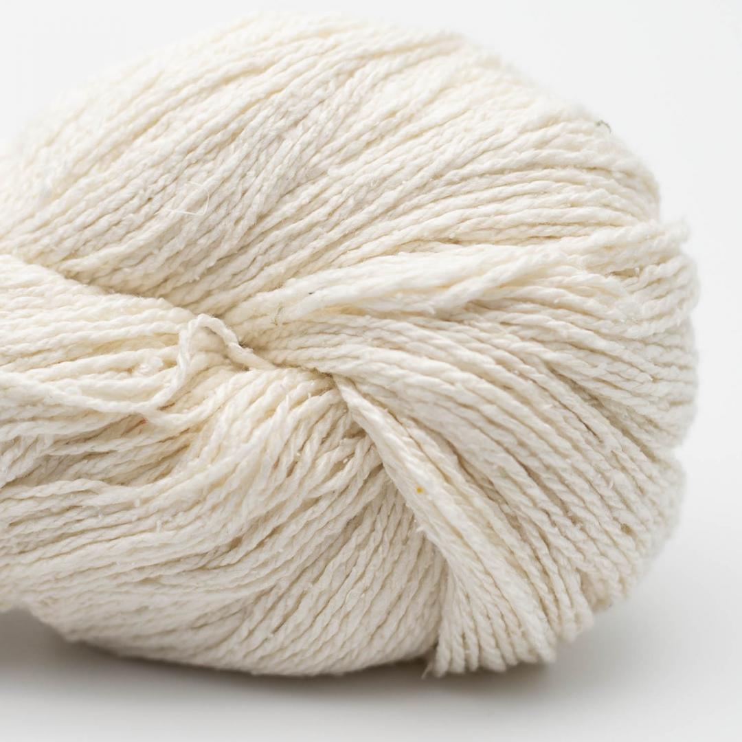 BC Garn Soft Silk  snow white