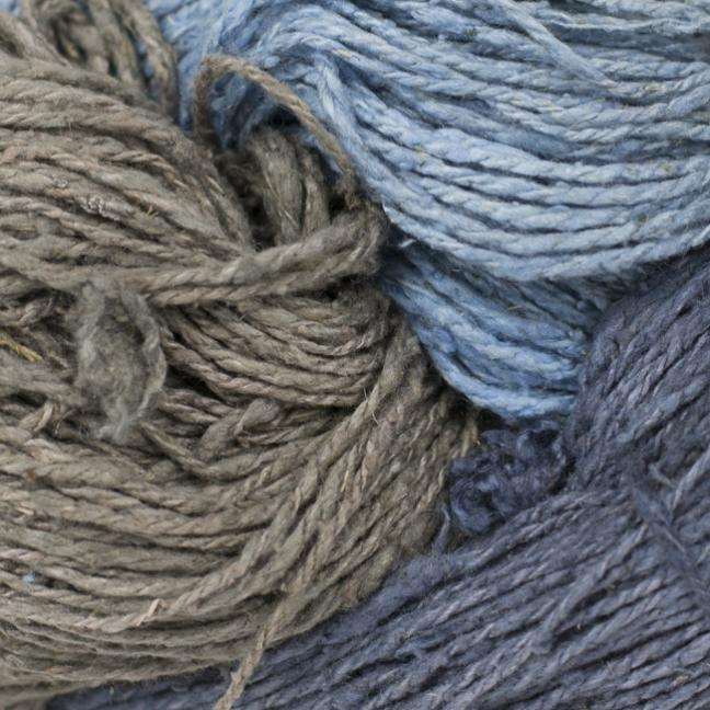BC Garn Soft Silk Handpaint (100g) natur-mix