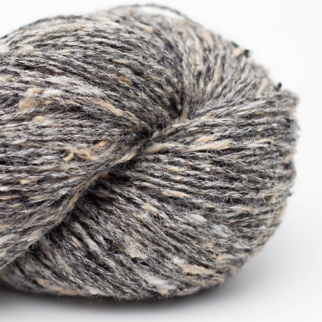 BC Garn Tussah Tweed grey-tweed-mix