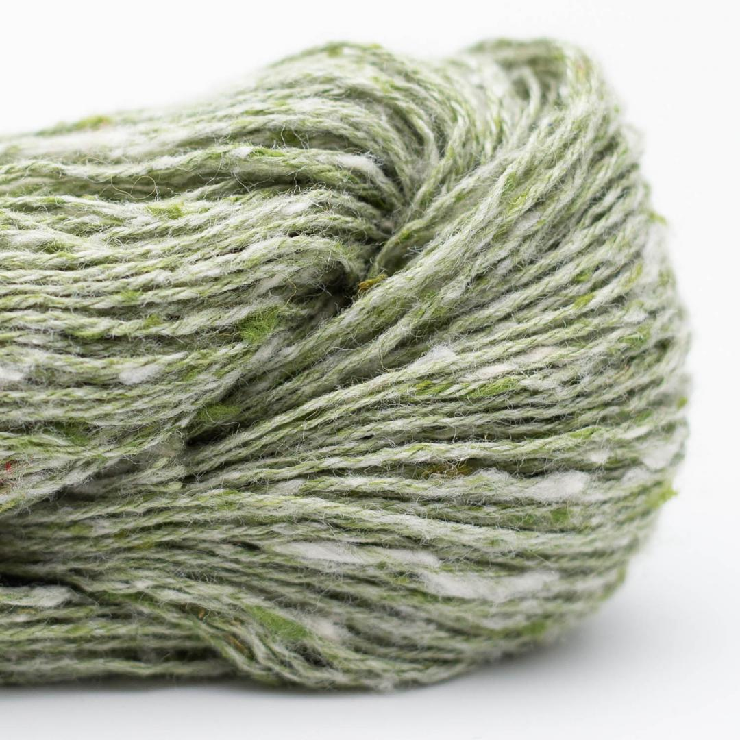 BC Garn Tussah Tweed aqua-mix-medium