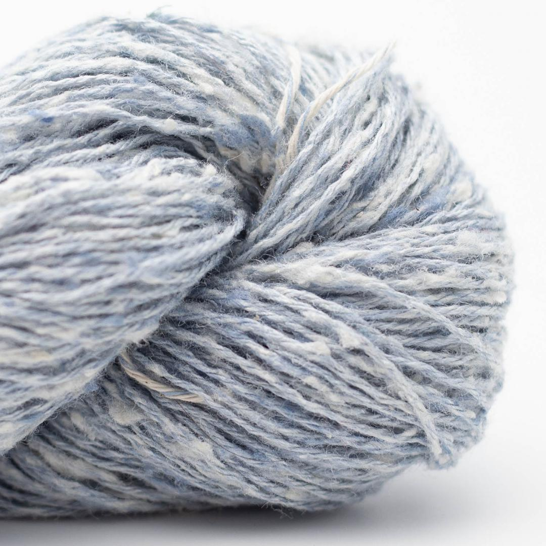 BC Garn Tussah Tweed grey-light-mix