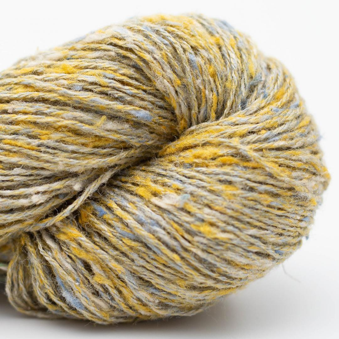 BC Garn Tussah Tweed green-summer-mix