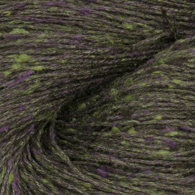 BC Garn Tussah Tweed Brown-royal-mix