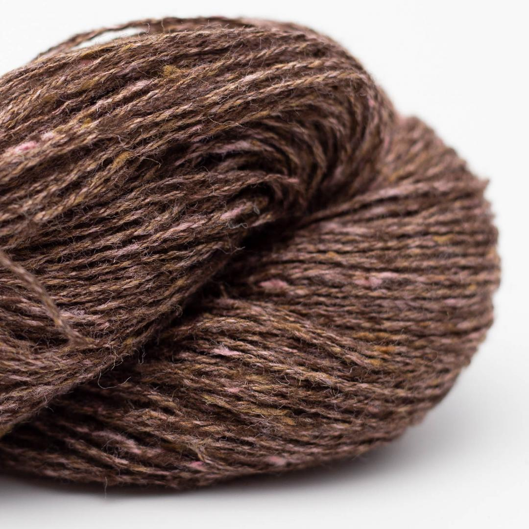 BC Garn Tussah Tweed brown-earth-mix